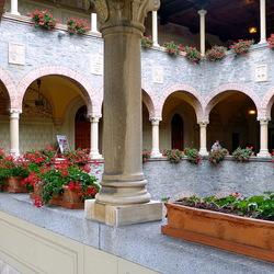 Stadhuis Bellinzona.