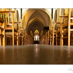 Kerk in Cabourg