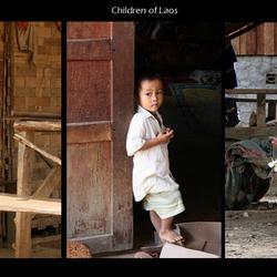 Children of Laos