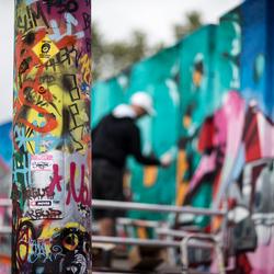 Graffiti Berenkuil 2