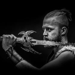 Bearded viking