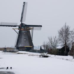 Winter in Goudriaan