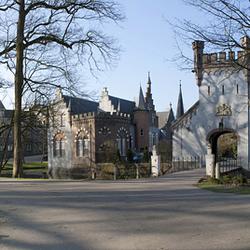 Panorama kasteel Stapelen