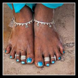 versierde tenen