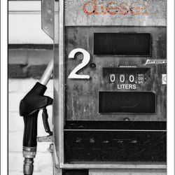 Walk to the (diesel) pump