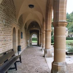 abdij- kloostergang