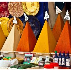 Kleuren van Marokko