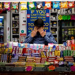 kiosk @ Londen