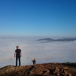 ochtend in Swaziland