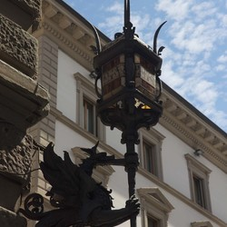 straatlantaarn Florence