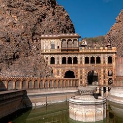 Galtaji Tempel