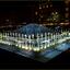 fontein op het plein van Krakau