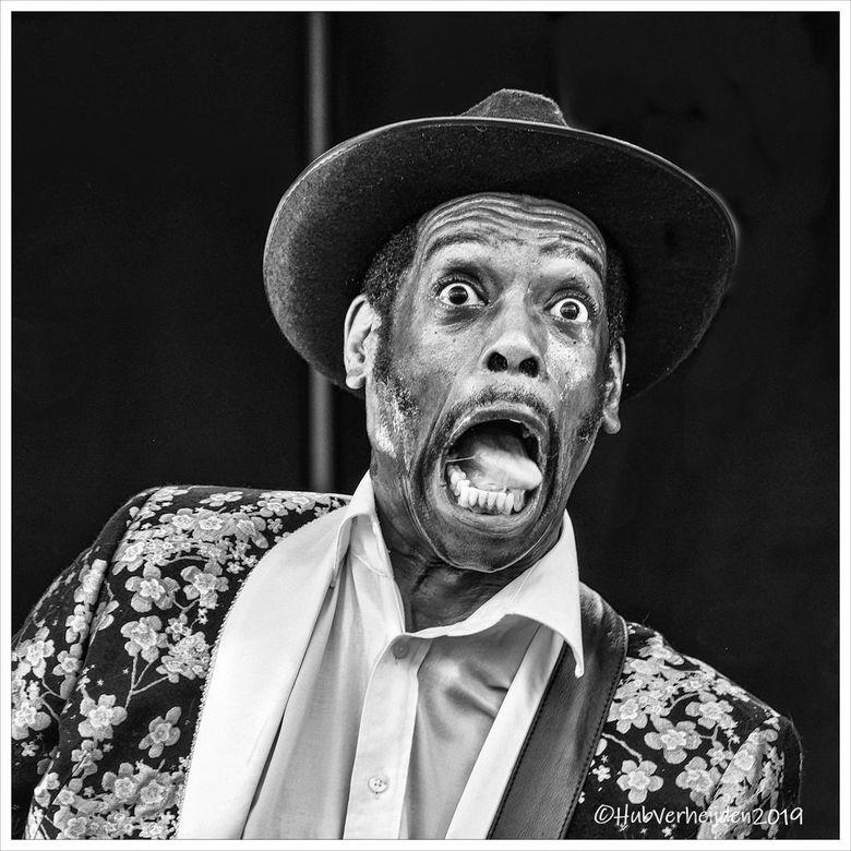 Earl Jackson. - Earl Jackson @ Maastricht Blues.<br /> <br /> Bedankt voor de reacties bij mijn vorige upload. Er staat een hele reeks nieuwe foto&#