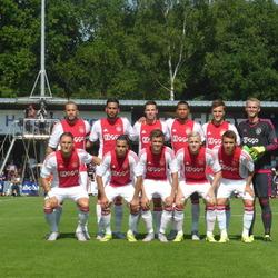 Selectiefoto Ajax
