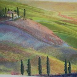 Toscaans landschap DSC_2837