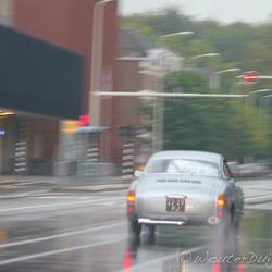 Karmann Ghia in actie