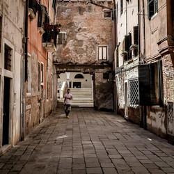 Street Venice
