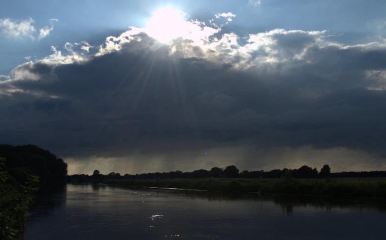 Regen En Zonneschijn : Regen en zonneschijn aan de vecht landschap foto van joyce zoom