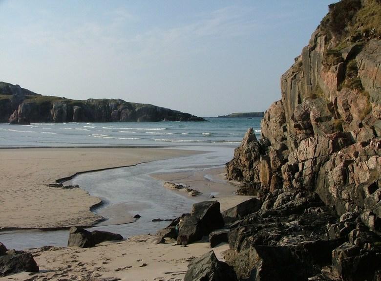 Schotland - De ruige schotse noordkust.