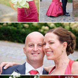 collage huwelijk jan en marleen 1