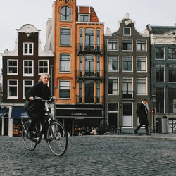 Brug in Amsterdam