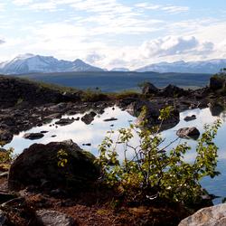 Lyngen Alpen Noorwegen