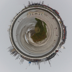 little planet van Harlingen