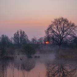 zonsopkomst Meestersveen