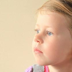 klein dochter