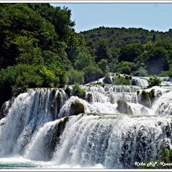 Krka NP Kroatie