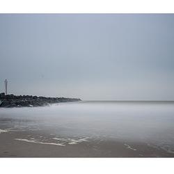 Eerste 'winterdag' aan zee