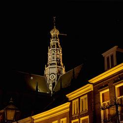 Sint Bavo of grote kerk in Haarlem