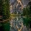 Natuurlijke spiegel