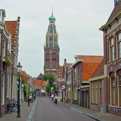 Torenstraat Enkhuizen