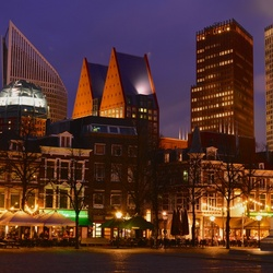 Avond Den Haag 1