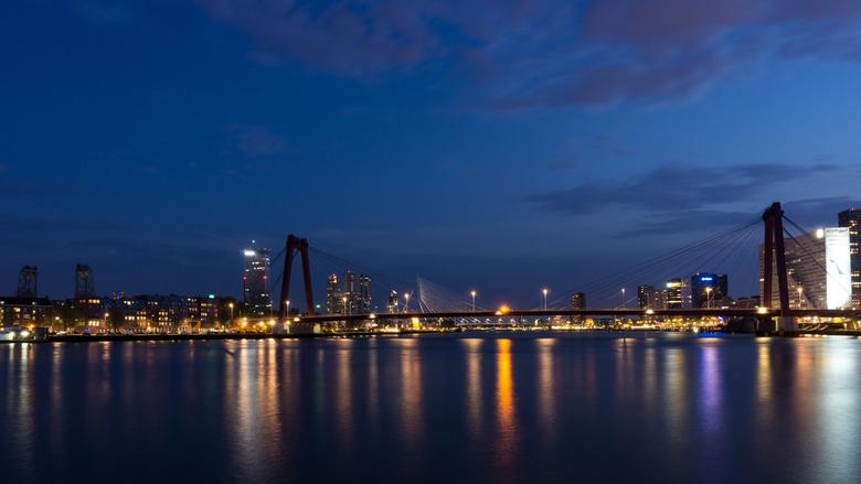 Bruggen van Rotterdam -