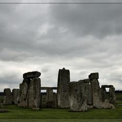 Stonehenge... net voor de midzomerwende