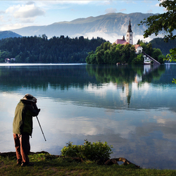 photographer @ Bled