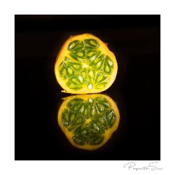 kiwano of gehoornde meloen