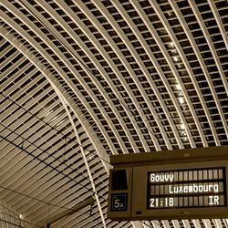 Station Guillemins, Luik