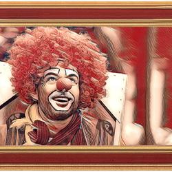 De clown