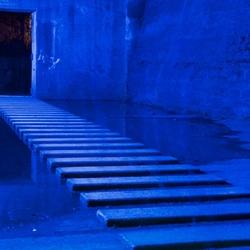perspectief in blauw 2