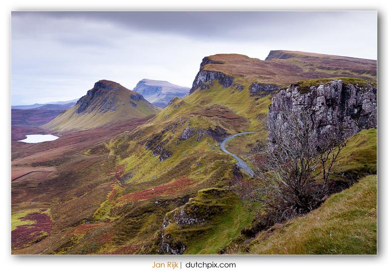 Quiraing - Quiraing, Isle Of Skye, Scotland