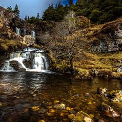 Fairy Pools in Schotland