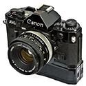 Canon analoge fotografie