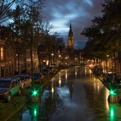 Delft vlak bij Oostport