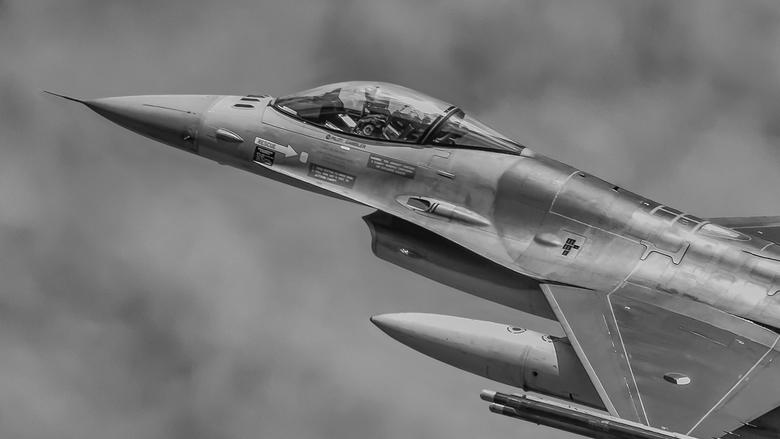 F16 (Black and White) - Vond het wel eens leuk om te experimenteren met zwart-wit. <br /> <br /> Bedankt voor de leuke en bemoedigende reacties en s