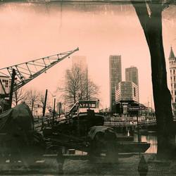 Rotterdam van toen naar nu