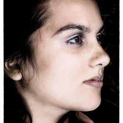 portret en profile
