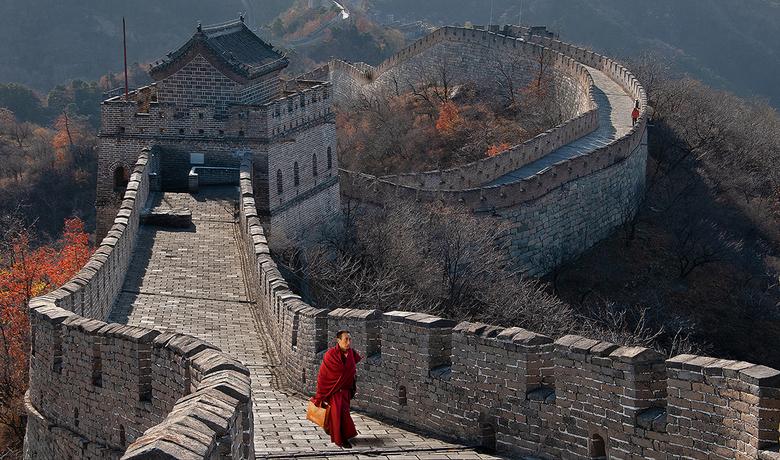 Muur - Muur China